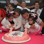 """""""Las Rositas"""" han sido separadas con éxito y evolucionan satisfactoriamente"""