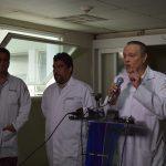 Director del Hospital Roosevelt  Presenta Solicitud   de Antejuicio contra Diputado Luis Hernández Azmitia