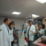Japón  dona Equipo Médico