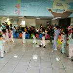 Pacientes de Pediatría Celebran el Día del Cariño