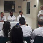 Presentan Unidad de Cirugía Pediátrica del Hospital Roosevelt