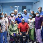 Córneas del Dr. Carlos Mejía son implantadas con éxito