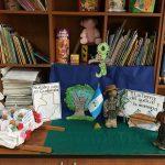 Escuela del Hospital Roosevelt conmemoran la Independencia de Guatemala