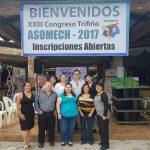 Clínica de Infeccionas participó  en Congreso ASOMECH