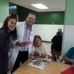 Hospital Roosevelt conmemorá  Día del Adulto Mayor