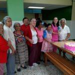 Clínica del Adulto Mayor celebra el Día de la Madre