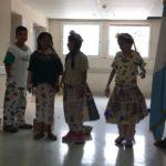 Escuelita del Hospital Roosevelt   realizó el festival de Danzas