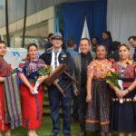 Hospital Roosevelt celebra 197  años de Independencia de Guatemala