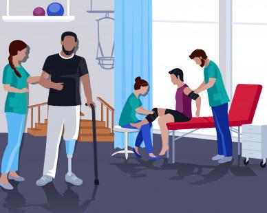 Departamento de Medicina Física y Rehabilitación